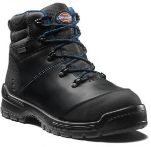Dickies Cameron Safety Work Boots Black (Sizes 6-12)