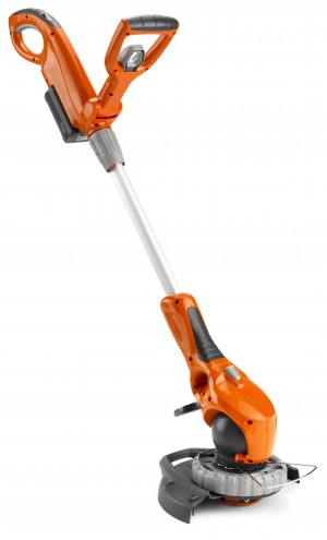 Flymo Contour Cordless 20v Line Trimmer 25cm/10in with Battery