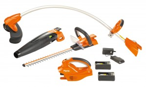 Flymo CLI20V3IN1 C-Link Cordless 20v 3-in-1 Garden Combi Pack Trimmers & Blower