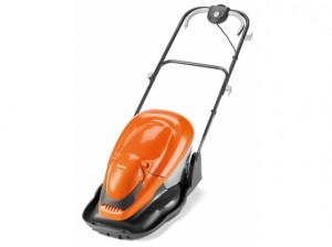 Flymo Easi Glide 360 Electric Hover Collect Lawn Mower 36cm/14in 240v