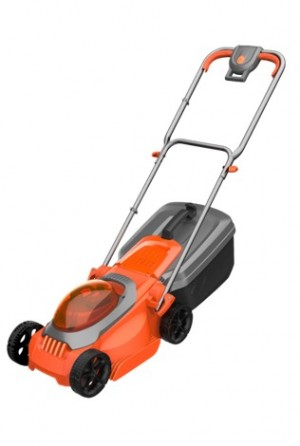 Flymo Easi Store Cordless 40v Rotary Lawn Mower 30cm/12in with 2x Batts