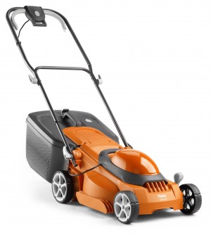 Flymo Easi Store 380R Electric Rotary Lawn Mower 38cm/15in 240v