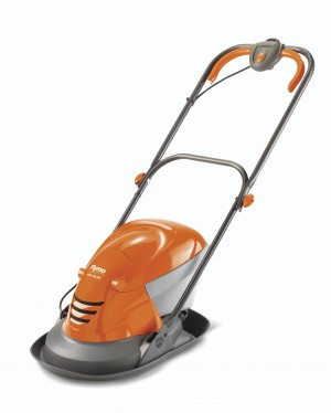 Flymo Hover Vac 250 Electric Collect Lawn Mower 25cm/10in 240v