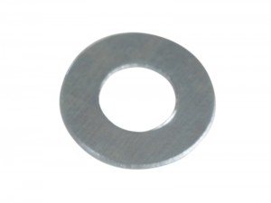 ForgeFix Flat DIN125 Washer Zinc Plated Pack Qty's (Sizes M3-20)
