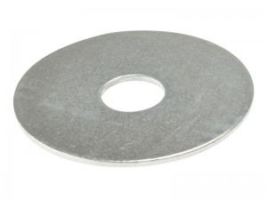 ForgeFix Mudguard Washer Zinc Plated Bag of 10 (Sizes M6-12)