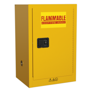 Sealey Flammable Liquids Safe Storage Cabinet (Various Sizes)