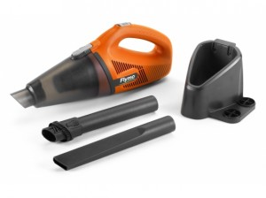 Flymo SimpliVac Cordless 18v Wet & Dry Vacuum with Battery