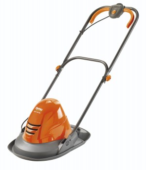 Flymo Turbo Lite 250 Electric Hover Lawn Mower 25cm/10in 240v