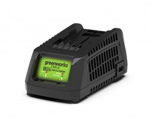 Greenworks G24C 24v Battery Charger 45min for Garden Power Tools