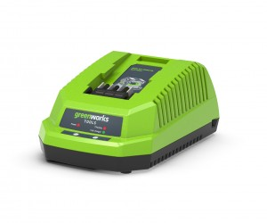 Greenworks G40C 40v Battery Charger 60min for Garden Power Tools