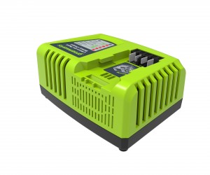 Greenworks G40UC4 40v Fast Battery Charger for Garden Power Tools