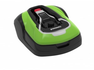 Greenworks Optimow 10 Rechargeable Robotic Lawn Mower 22cm/8.5in