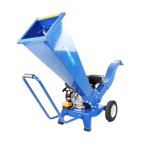 Hyundai HYCH6560 Petrol Garden Chipper Shredder 60mm