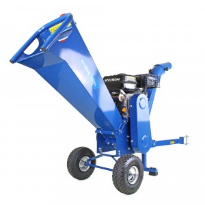 Hyundai HYCH7070-2 Petrol Garden Chipper Shredder 70mm