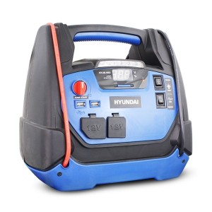 Hyundai HYJS-950 Battery Jump Starter with Air Compressor