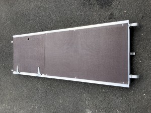 UTS 1.8m Hatch Platform Deck to suit Alloy Industrial Access Scaffold Towers
