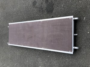 UTS 1.8m Standard Platform Deck to suit Alloy Industrial Access Scaffold Towers