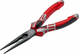 NWS Engineer's Long Nose Straight Pliers 205mm