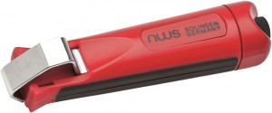NWS Non-Insulated Heavy Duty Cable Cutting Knife 135mm