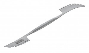 Ragni Double-Ended Serrated Knife 225mm x 30mm