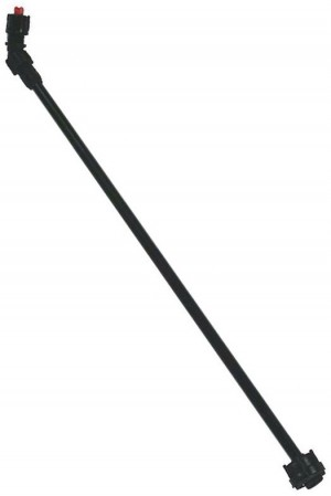 Solo Special Plastic Spray Tube 50cm/20in with Flat Nozzle for Garden Sprayers
