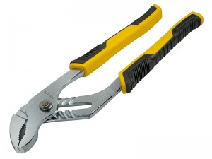 Stanley Control Grip Groove Joint Pliers 250mm