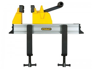 Stanley Quick Close Bench Mounting Clamping Vice 110mm