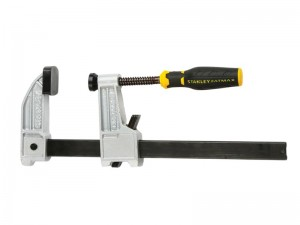 Stanley FatMax Clutch Lock F-Clamp (Various Sizes)