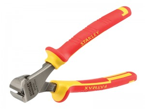 Stanley FatMax VDE Electricians End Cutting Pliers 165mm