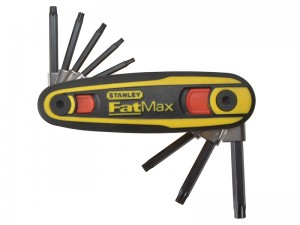 Stanley FatMax Torx Locking Key Set 8-Piece
