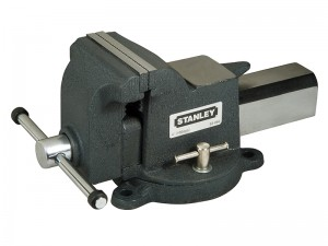 Stanley Max Iron Heavy Duty Bench Vice (Various Sizes)