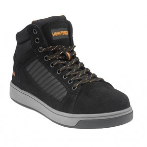 Worktough Swift Safety Hiker Work Boots Black (Sizes 5-12)