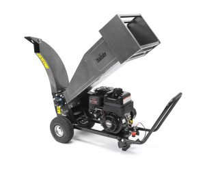 Handy PDS65 Petrol Portable Drum Garden Chipper Shredder 60mm