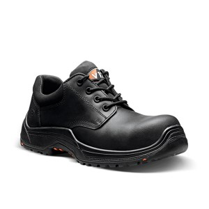 V12 Tiger Safety Work Shoes Black (Sizes 3-13)