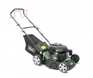 Webb R460SP Classic Petrol Self Propelled Rotary Lawn Mower 46cm/18in