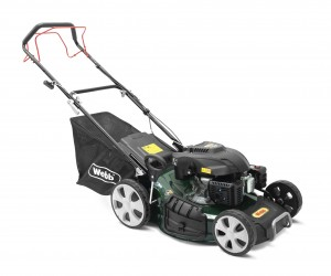Webb R510SP Classic Petrol Self Propelled Rotary Lawn Mower 51cm/20in