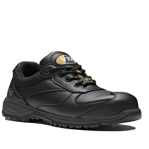 V12 Boost Womens Safety Work Trainer Shoes Black (Sizes 2-8)