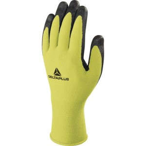 Delta Plus APOLONIT VV734 Safety Gloves Yellow Polyamide/Spandex (Various Sizes)