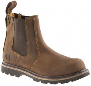 Buckler B1300 Buckflex Dealer Boots Dark Brown (Sizes 6-13)