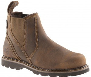 Buckler B1500 Dealer Boots Dark Brown (Sizes 6-13)