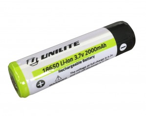Unilite Replacement Battery for PS-HDL9R Head Torch