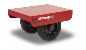 Armorgard BeamKart Heavy Duty Mobile Beam Trolley 400x510x275mm