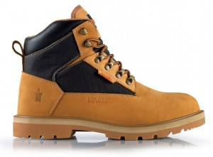 Scruffs TWISTER Safety Work Boots Tan (Sizes 7-12)