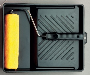 Defiance Paint Roller & Tray Set 230mm