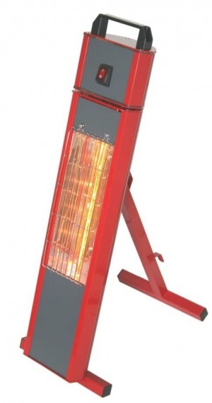 Elite Heat 1.5Kw Infra Red Portable Heater 110v