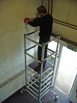 Extension Pack for Euro Microfold Podium Steps