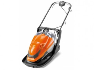 Flymo Easi Glide Plus 330V Electric Hover Collect Lawn Mower 33cm/13in 240v