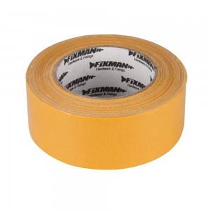 Fixman Double-Sided Carpet Tape 50mm x 33m
