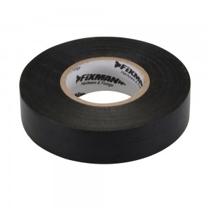 Fixman Electrical Insulation Tapes 33 Metres (Various Sizes & Colours)