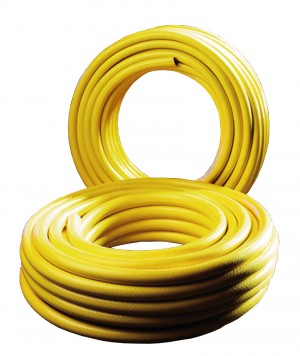 Heavy Duty Yellow Garden / Landscapers Hose (Various Options)
